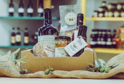 Agrodolce Pack of Typical Tuscan Artisan Products