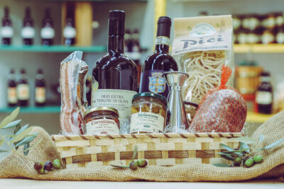 Bella Tostana Confection of Typical Tuscan Artisan Products