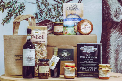 Maxi Stock Pack of Typical Tuscan Artisan Products