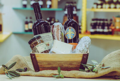 Toscana Mia Pack of Typical Tuscan Artisan Products